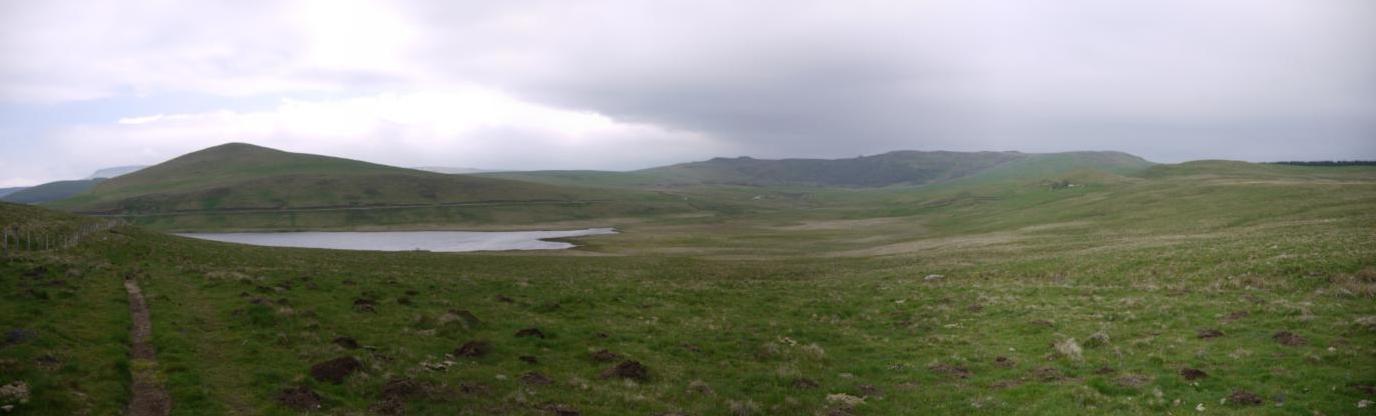 Lac de Saint-Alyre, Islande ?