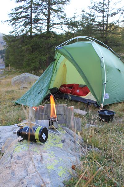 Tente vaude taurus ultralight xp