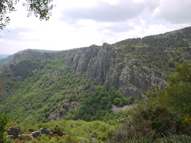 Gorges de la DOurbies